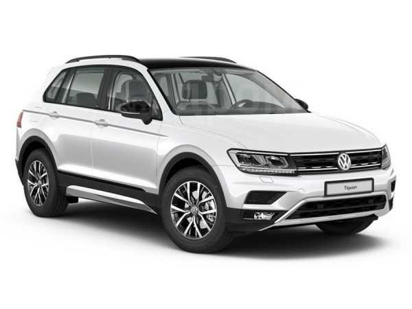 Volkswagen Tiguan, 2020 год, 2 272 400 руб.