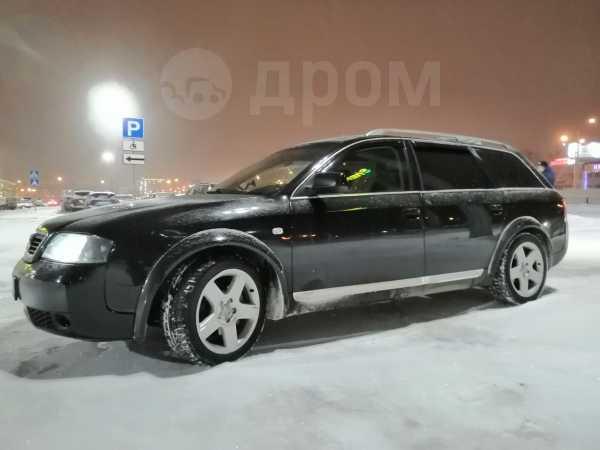 Audi A6 allroad quattro, 2004 год, 386 000 руб.