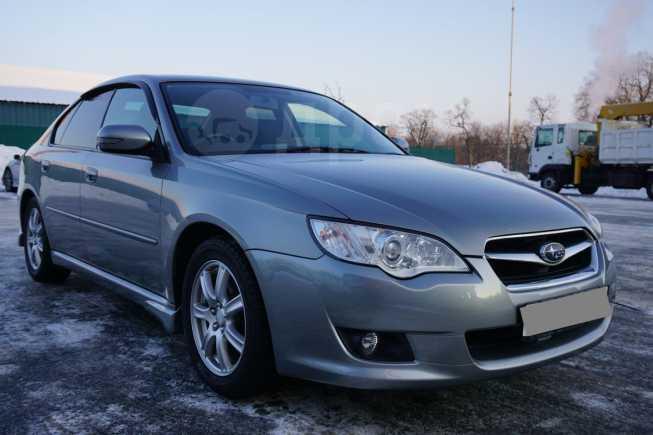 Subaru Legacy B4, 2007 год, 535 000 руб.
