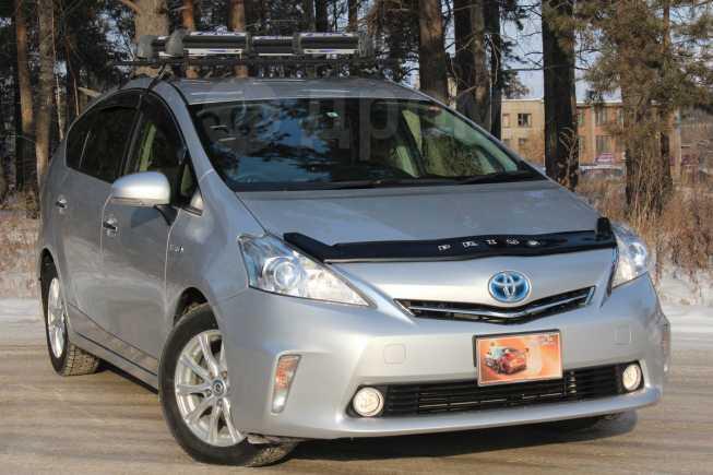 Toyota Prius a, 2014 год, 999 000 руб.