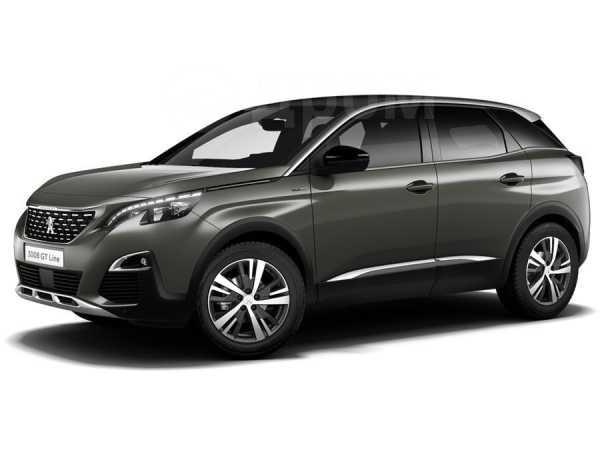 Peugeot 3008, 2019 год, 2 204 000 руб.