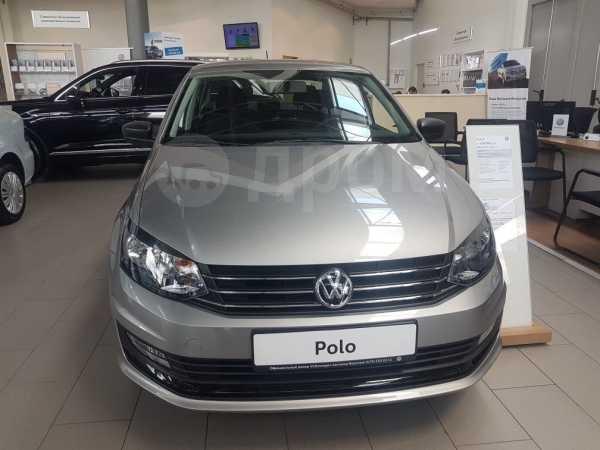 Volkswagen Polo, 2020 год, 818 800 руб.