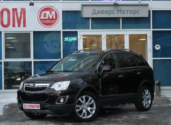 Opel Antara, 2015 год, 860 000 руб.