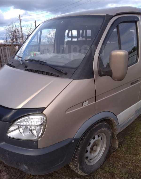 ГАЗ 2217, 2007 год, 115 000 руб.