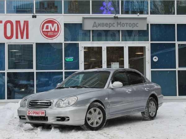 Hyundai Sonata, 2008 год, 245 000 руб.