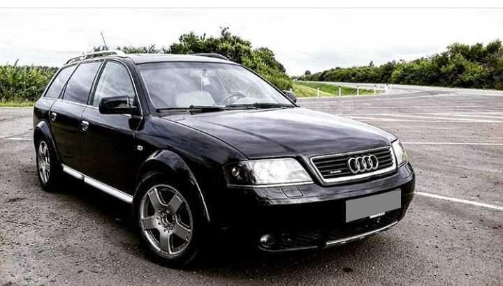 Audi A6 allroad quattro, 2000 год, 350 000 руб.