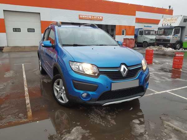 Renault Sandero Stepway, 2018 год, 715 000 руб.