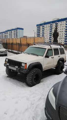 Волжский Jeep Cherokee 1992