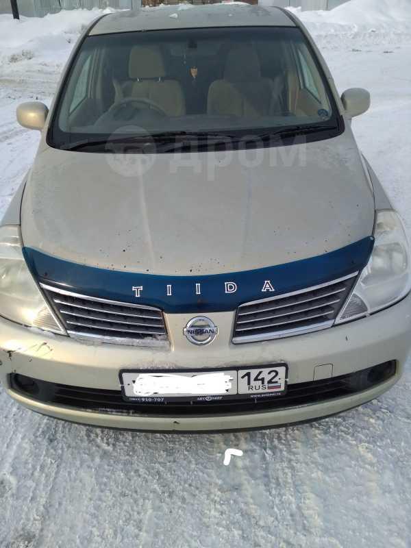 Nissan Tiida Latio, 2004 год, 220 000 руб.