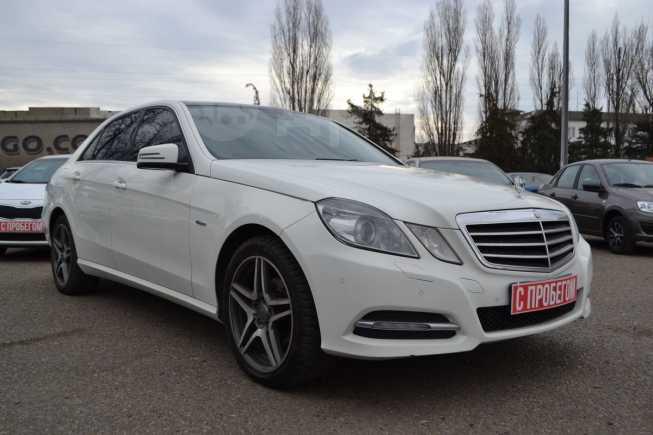 Mercedes-Benz E-Class, 2012 год, 899 000 руб.