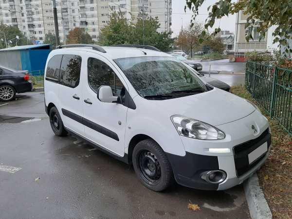 Peugeot Partner, 2013 год, 425 000 руб.