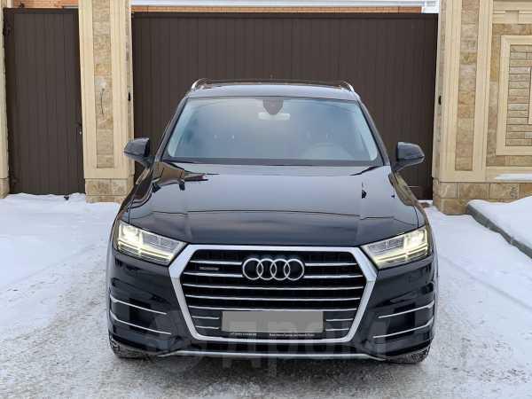 Audi Q7, 2016 год, 2 850 000 руб.