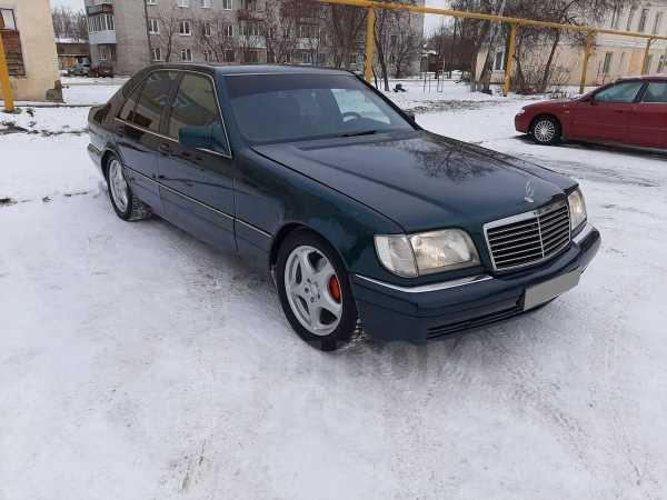 Mercedes-Benz S-Class, 1992 год, 222 000 руб.