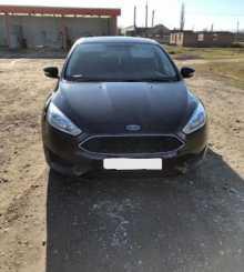 Червленная Ford Focus 2017