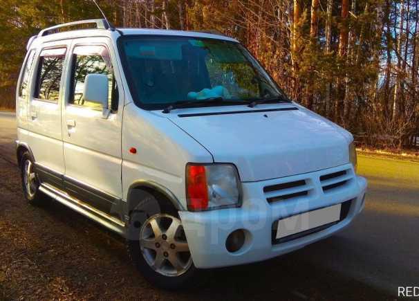 Suzuki Wagon R Wide, 1998 год, 118 000 руб.