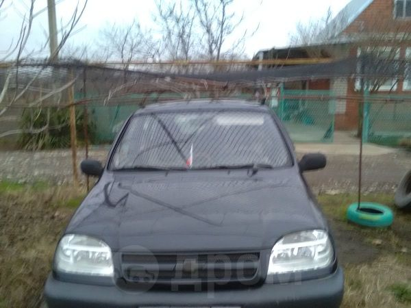 Chevrolet Niva, 2008 год, 210 000 руб.