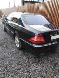 Mercedes-Benz S-Class, 2000 год, 490 000 руб.