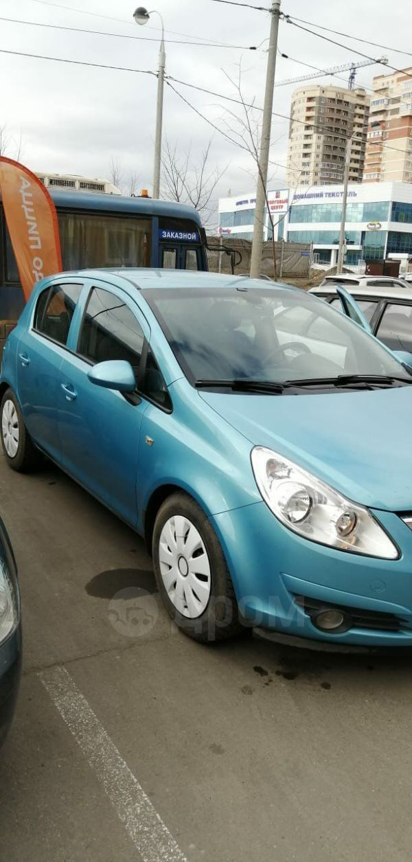 Opel Corsa, 2010 год, 370 000 руб.