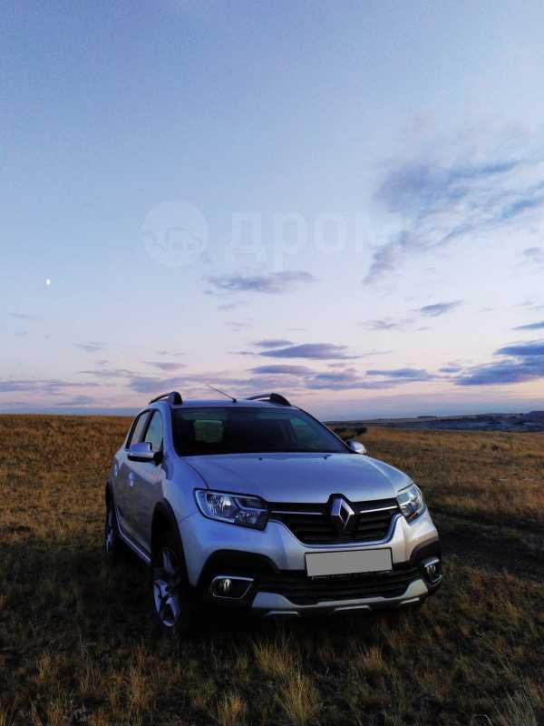Renault Sandero Stepway, 2018 год, 665 000 руб.