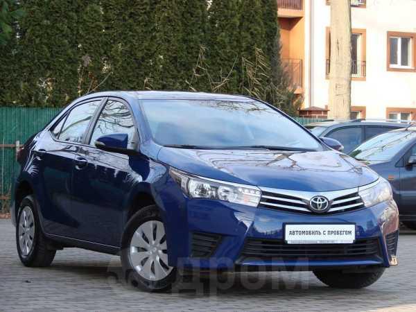 Toyota Corolla, 2014 год, 699 999 руб.