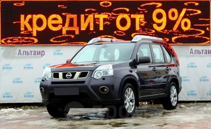 Nissan X-Trail, 2013 год, 869 000 руб.