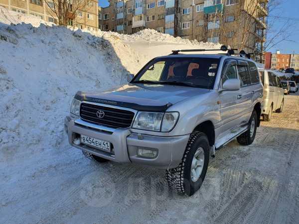 Toyota Land Cruiser, 1999 год, 1 400 000 руб.