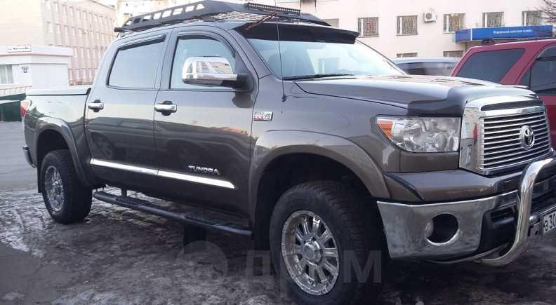 Toyota Tundra, 2012 год, 2 350 000 руб.