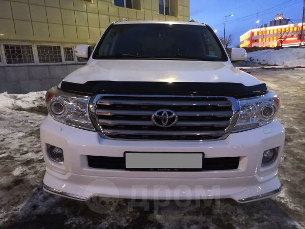 Toyota Land Cruiser, 2011 год, 2 300 000 руб.
