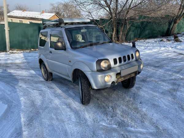 Suzuki Jimny Wide, 1998 год, 268 000 руб.