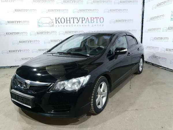 Honda Civic, 2010 год, 635 000 руб.