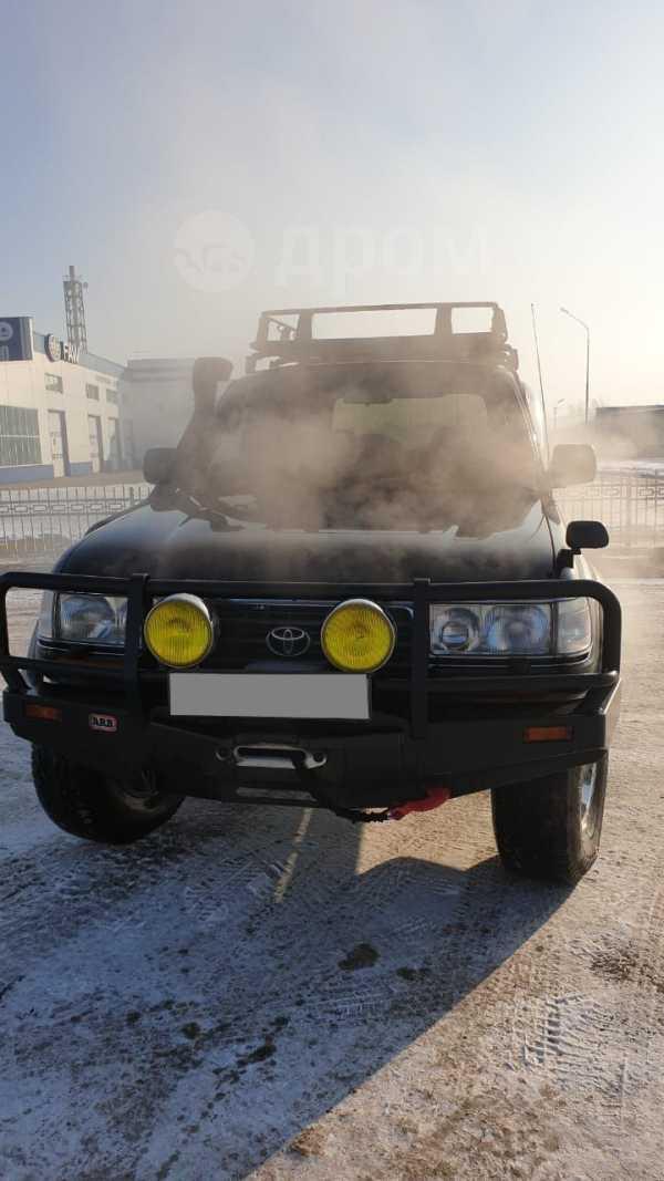 Toyota Land Cruiser, 1996 год, 1 390 000 руб.