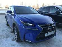 Иркутск Lexus NX200 2016