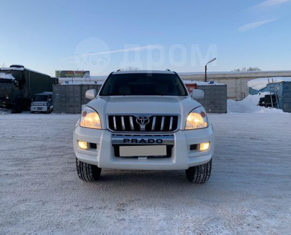 Toyota Land Cruiser Prado, 2008 год, 1 470 000 руб.