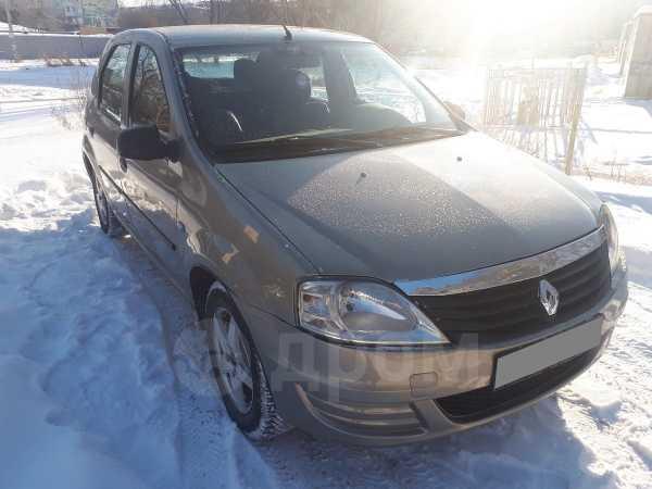 Renault Logan, 2012 год, 258 000 руб.