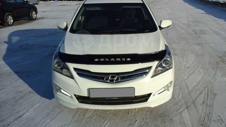Hyundai Solaris, 2014 год, 639 000 руб.