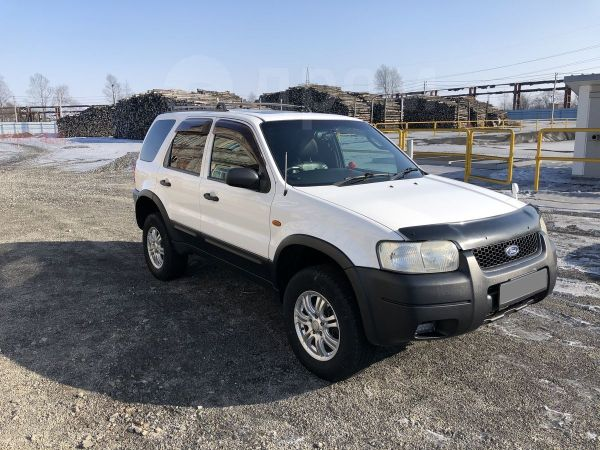 Ford Escape, 2003 год, 420 000 руб.