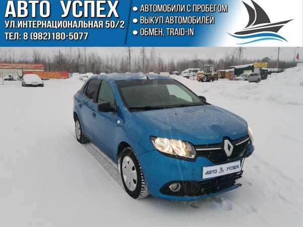 Renault Logan, 2015 год, 397 000 руб.