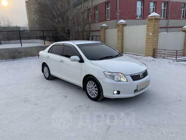 Toyota Corolla Axio, 2009 год, 610 000 руб.