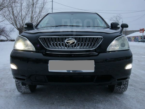 Toyota Harrier, 2003 год, 820 000 руб.