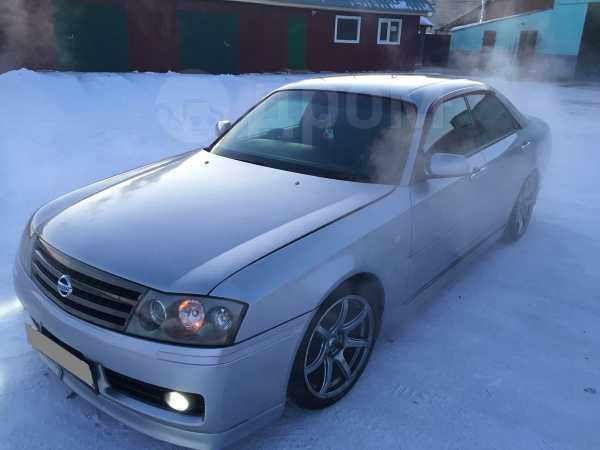 Nissan Gloria, 2001 год, 340 000 руб.