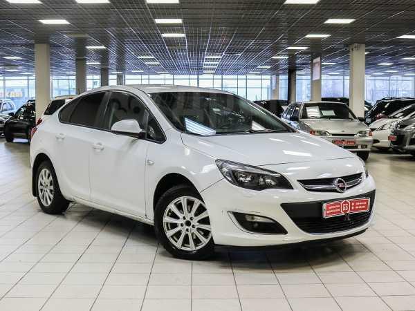 Opel Astra, 2013 год, 479 900 руб.