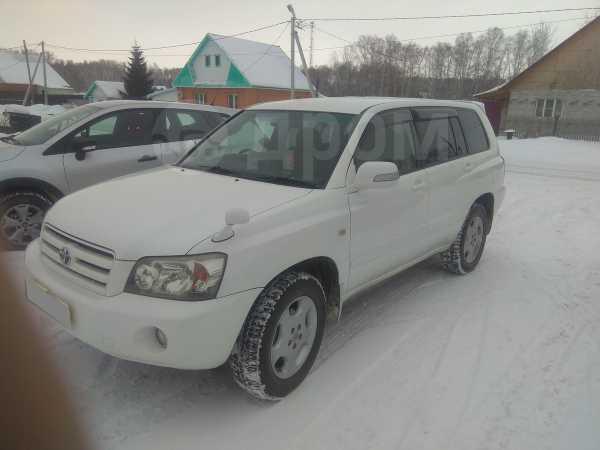 Toyota Kluger V, 2005 год, 777 000 руб.