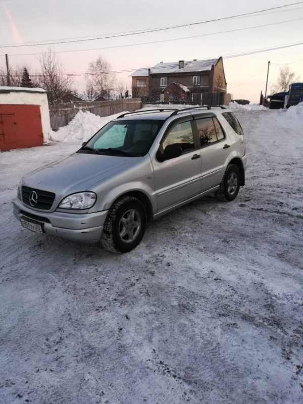 Mercedes-Benz M-Class, 1998 год, 385 000 руб.