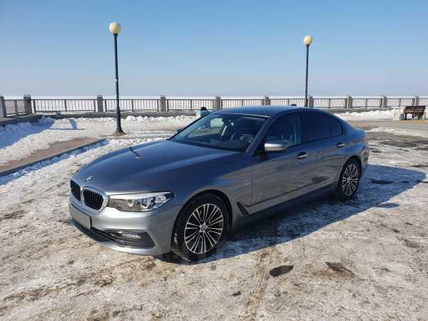 BMW 5-Series, 2017 год, 2 650 000 руб.