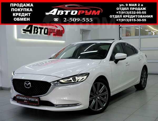 Mazda Mazda6, 2018 год, 1 787 000 руб.