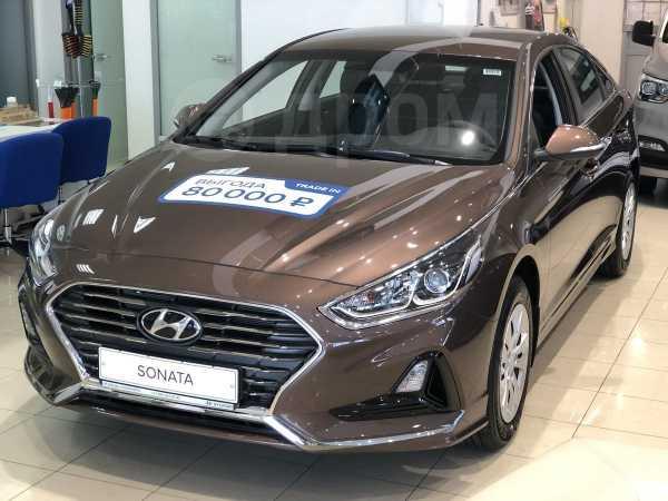 Hyundai Sonata, 2019 год, 1 399 000 руб.