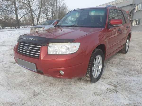Subaru Forester, 2007 год, 575 000 руб.
