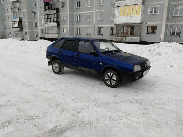 Лада 2109, 2001 год, 39 000 руб.