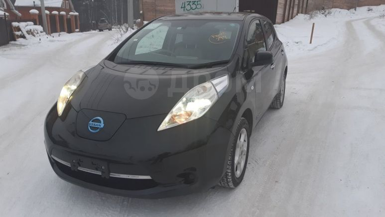 Nissan Leaf, 2010 год, 385 000 руб.