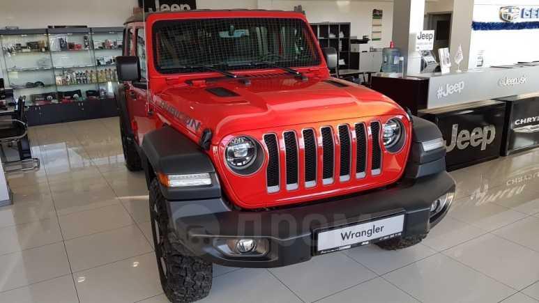 Jeep Wrangler, 2019 год, 5 080 000 руб.